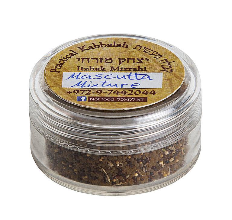 Mascutta mixture to expedite the sale