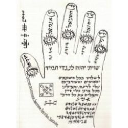 Unique Hand Seal for house serenity, peace & Harmony